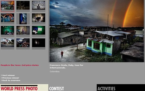 World Press Photo colombia